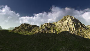 Horo's Highlands v2 by davidbrinnen