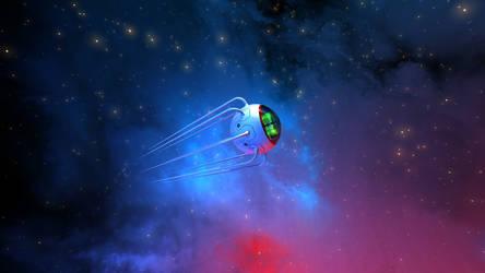 More Bryce in space stuff by davidbrinnen