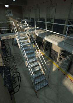 Prison Block K