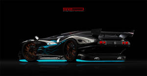 Concept sports car by sinisart