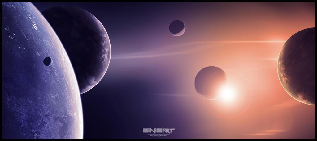 Aurora by sinisart by Sinisart
