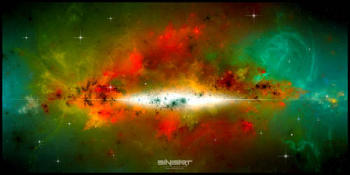 Supernova by sinisart by Sinisart