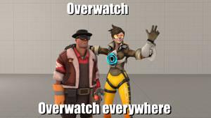 Overwatch Everywhere