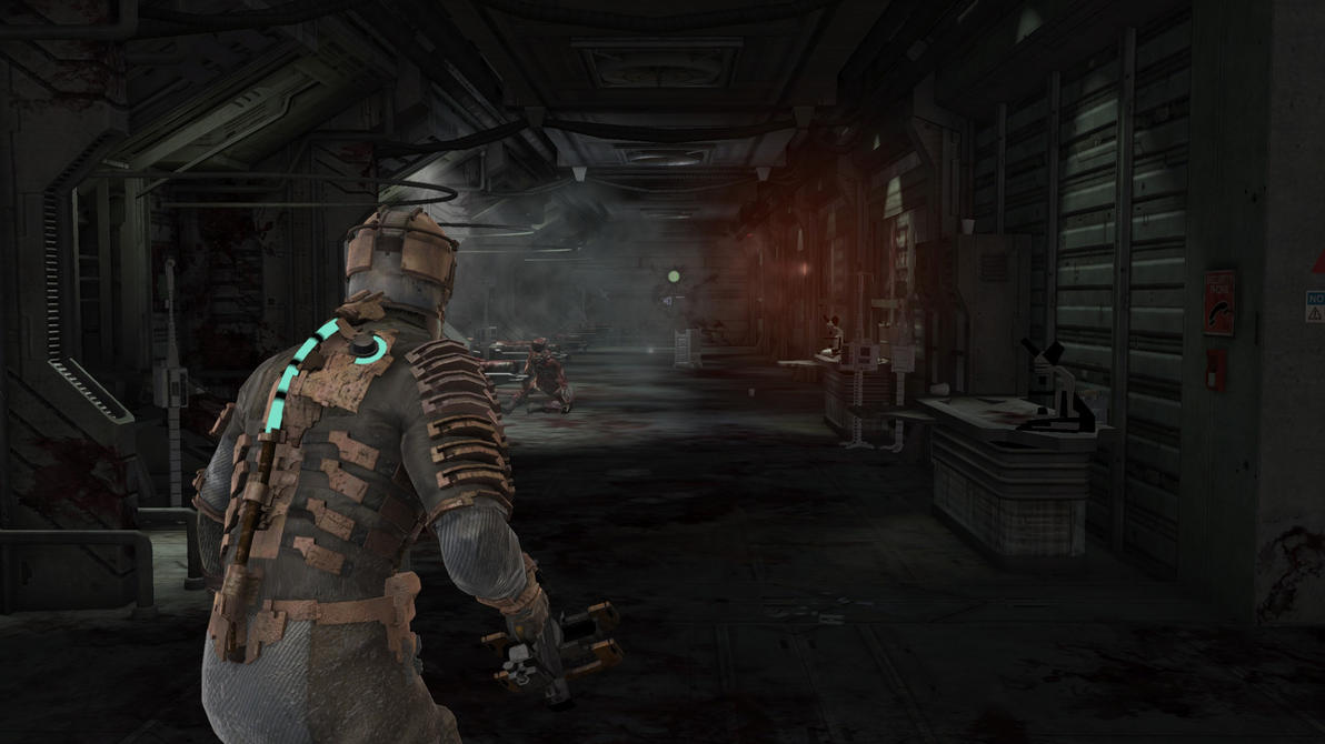 Dead Space - This Looks Safe by RobinOlsen2011