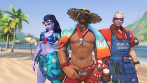 Overwatch Summer Games 2017