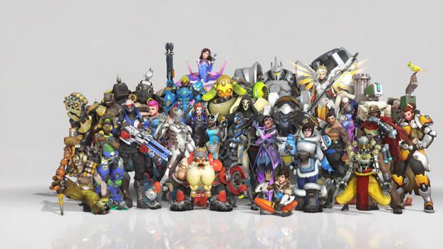 2 Year Anniversary for Overwatch