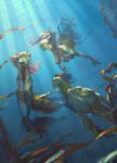 ImagineFX - mermaid people
