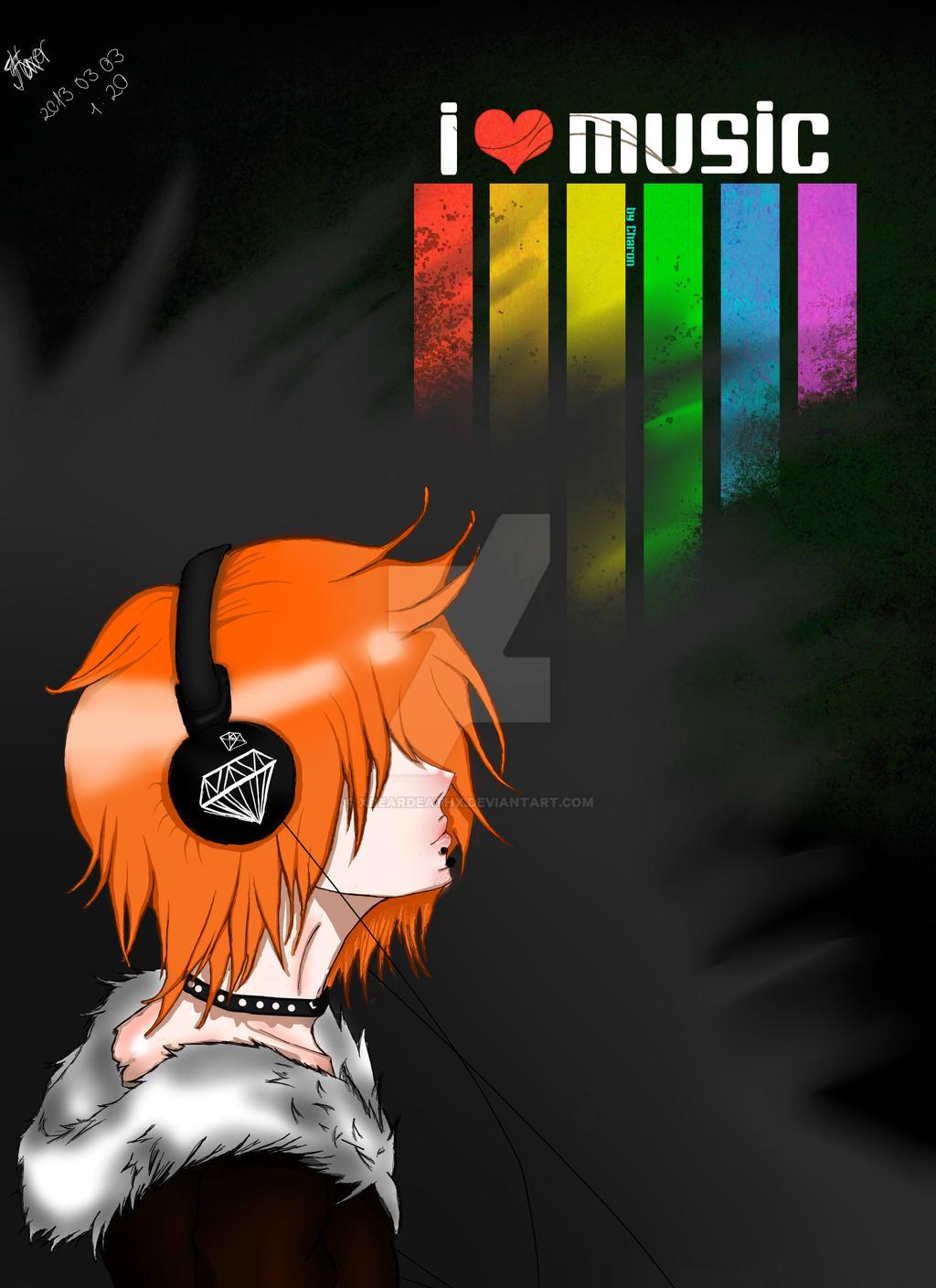 Anime boy by xDearDeathx