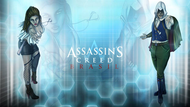 Assassins Creed Concept Characters