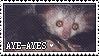 F2U! Aye-Aye Stamp