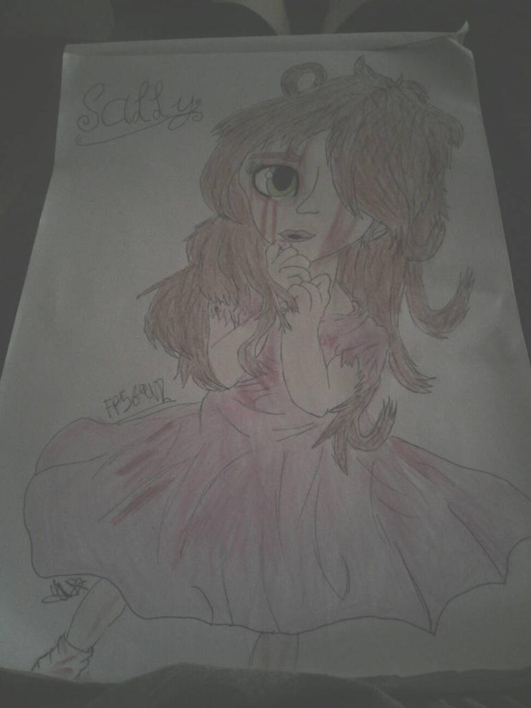 Sally (Creepypasta) by FoxyPirate56912