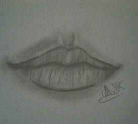 Attempt at a human mouth!