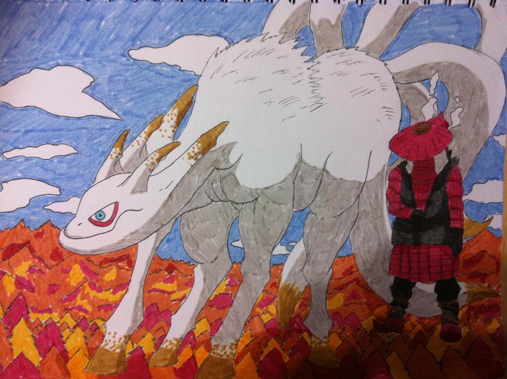 Bijuus e suas descrições Han_and_the_5_horse_dolphin_kokuo_by_julianangeldelgado-d5zo4qo