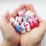 Handful of creatures
