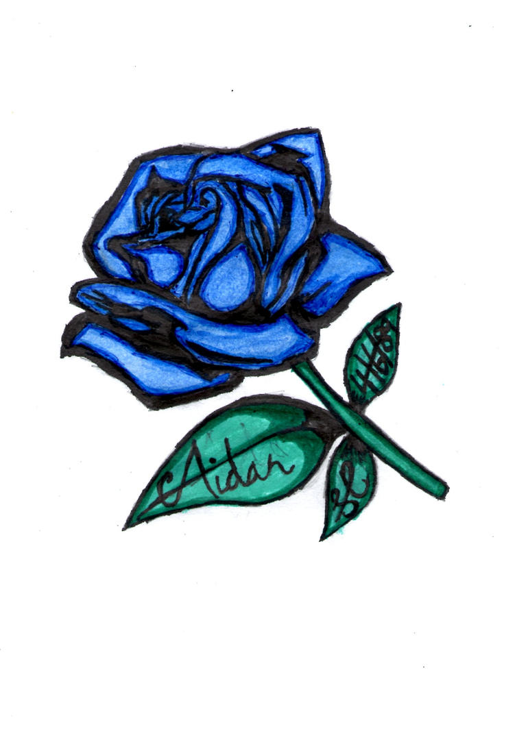 .AidanSC Tattoo Design. by LizThatsMe