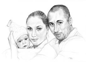 family by lilalo-art