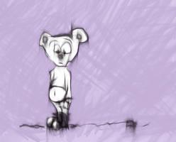 Momo by lilalo-art