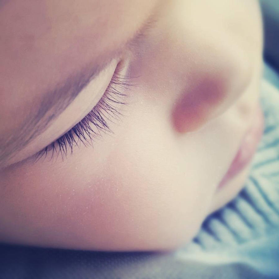 Lashes by lilalo-art