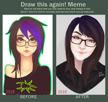 After a year... by Blackie-96