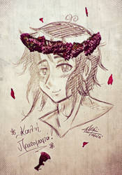 *Flower Crown*