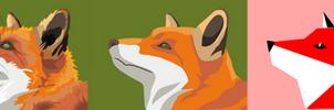 From Illustration to Logo: Fox