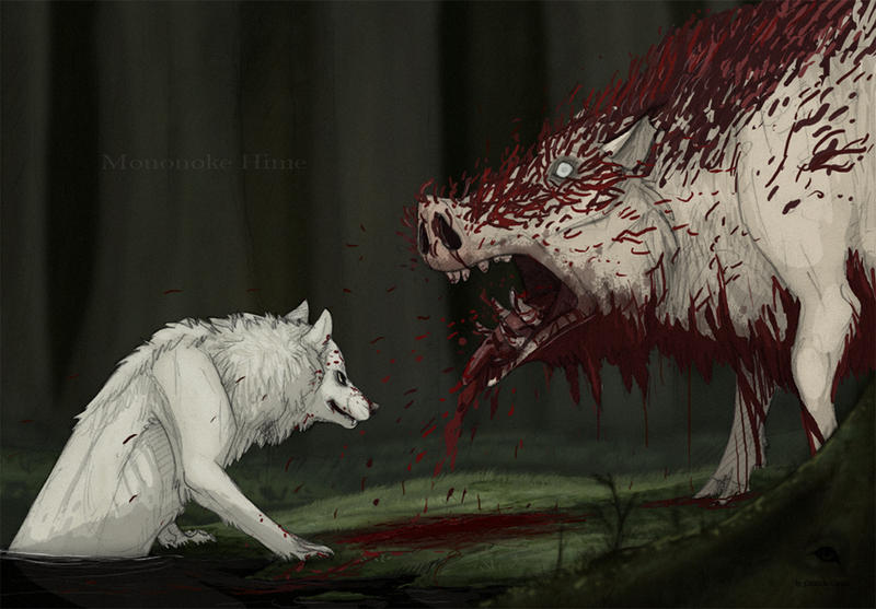 Demon God by NatalieDeCorsair