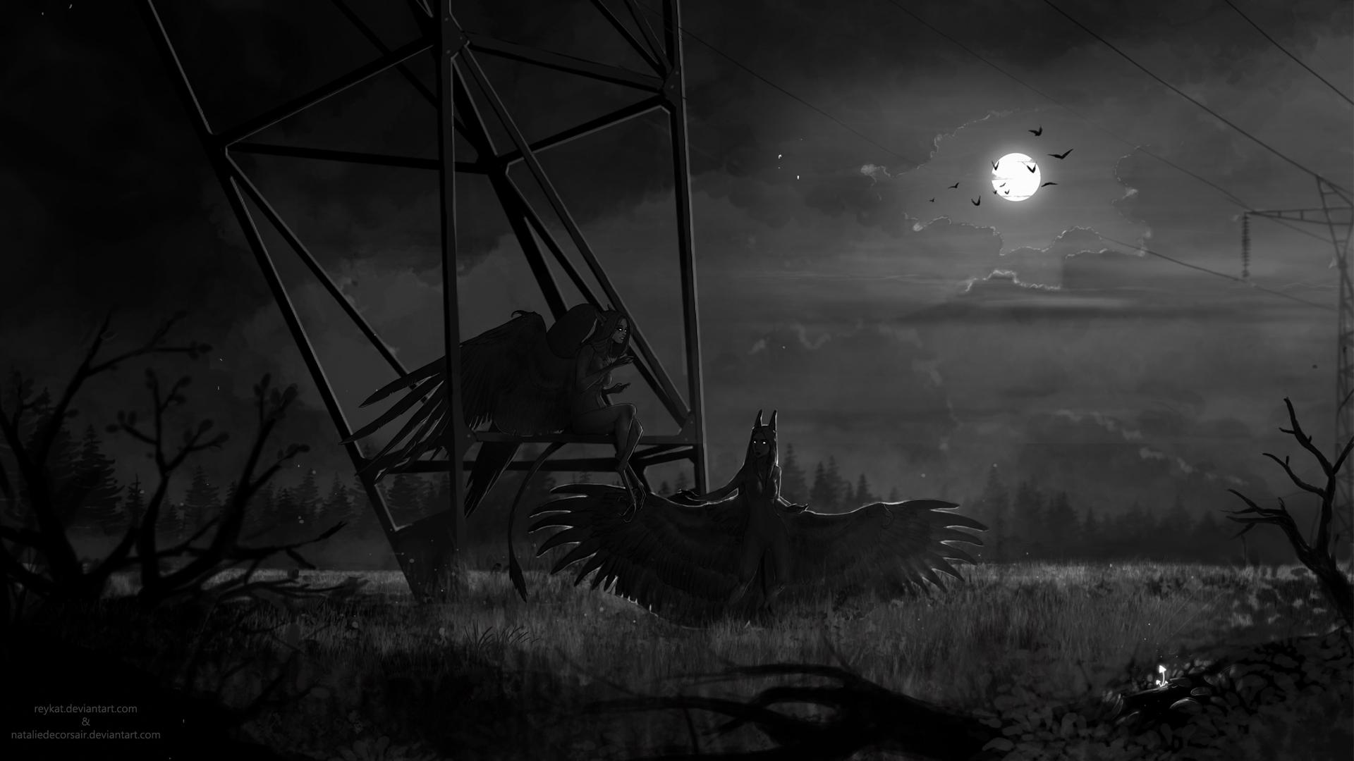 The Dreamwalkers: desktop version by NatalieDeCorsair