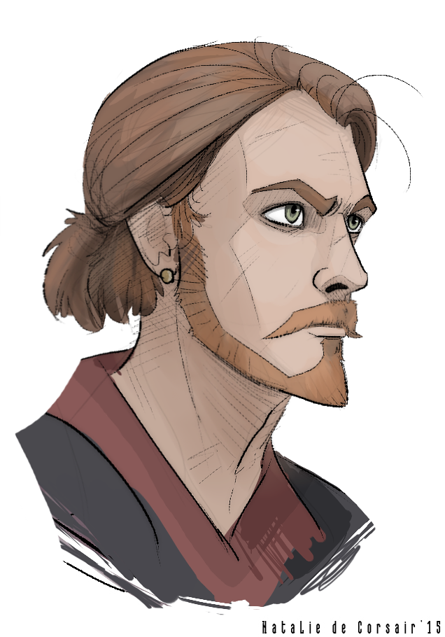 Captain Flint by NatalieDeCorsair