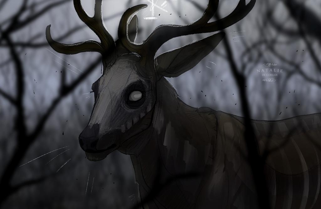 Old Friend by NatalieDeCorsair