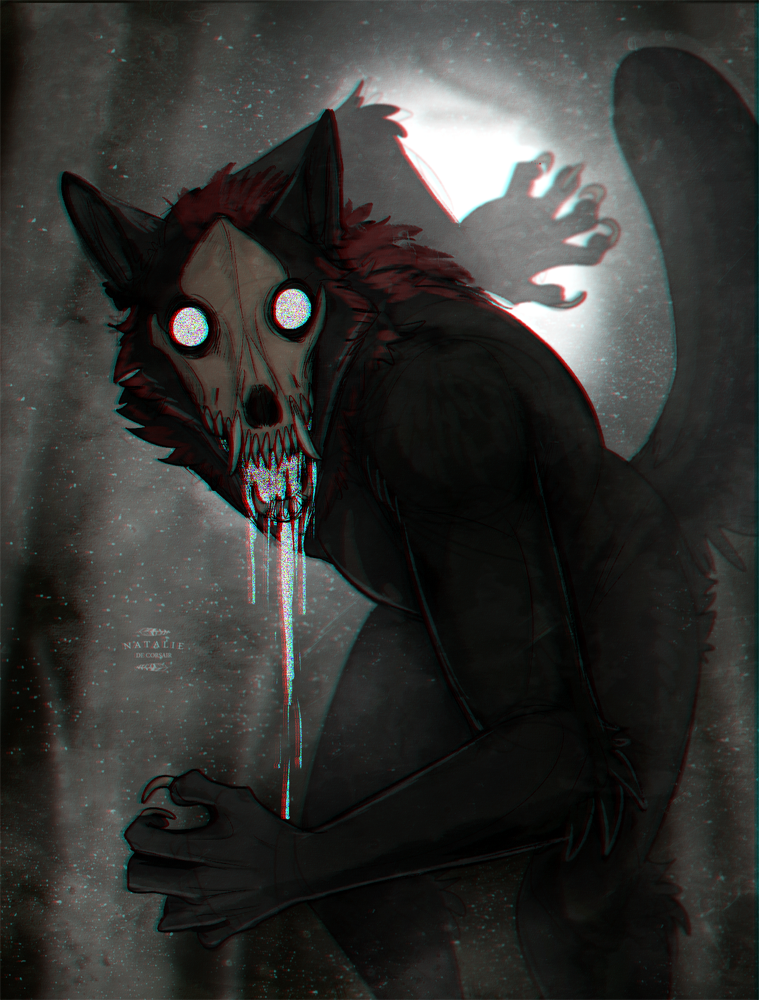 White Noise [CM] by NatalieDeCorsair