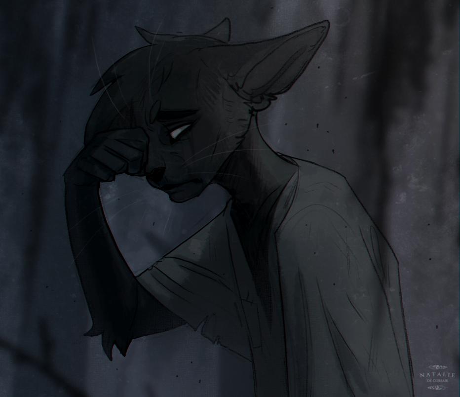 Alone by NatalieDeCorsair