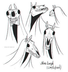 Lwyd sketches