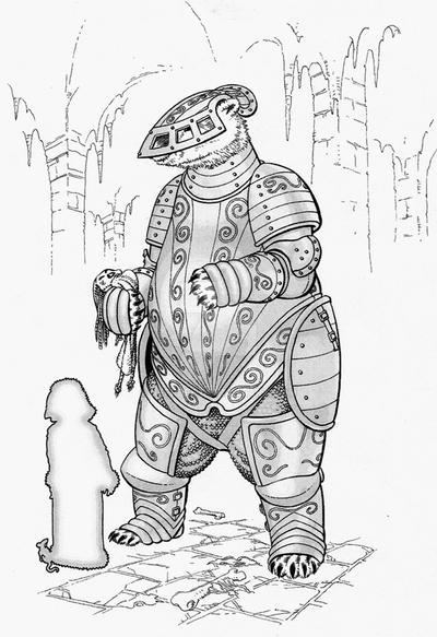 Iofur aka Ragnar by JeffDee
