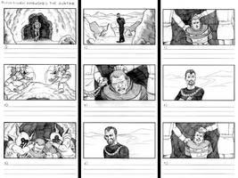 Ultima IX Storyboard 1 by JeffDee