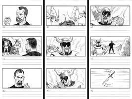 Ultima IX Storyboard 2 by JeffDee