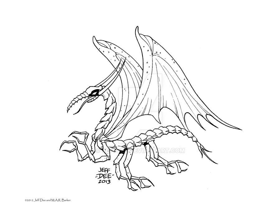Lri (the Flying Stinging Creature)