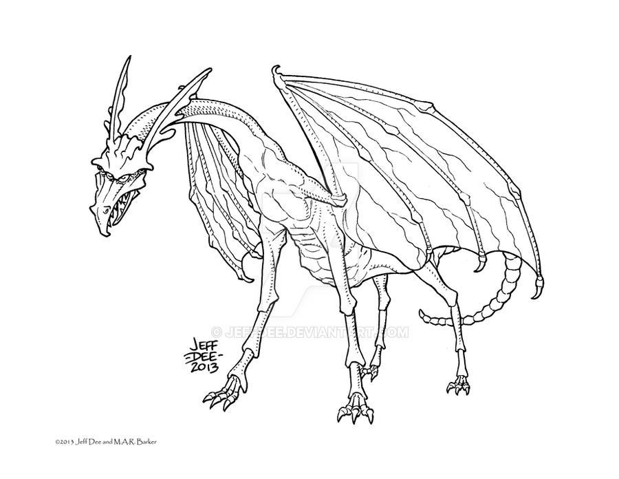 Giriku (the Flying Reptile)