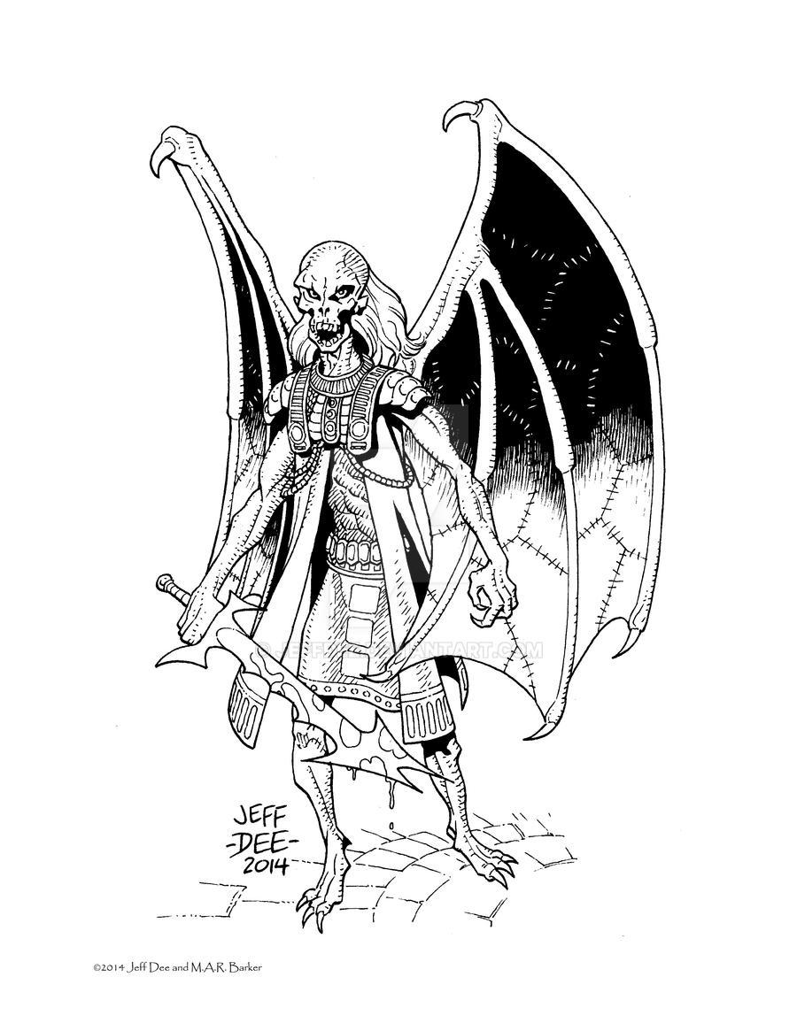 Vorodla (the Flying Undead)