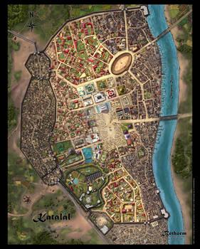 Katalal Map