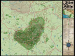 Kurt Hills Map