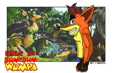 Crash Bandicoot - Thumpin Wumpa Islands