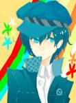 persona 4 : naoto shirogane
