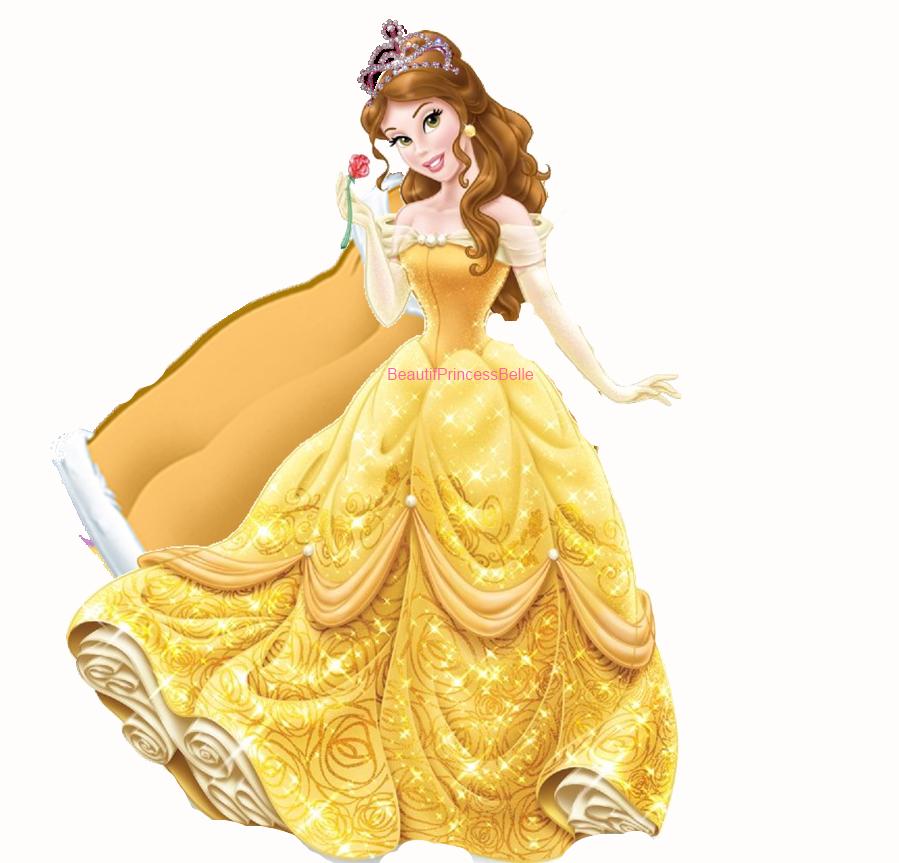 Princess Belle Christmas By Beautifprincessbelle On Deviantart