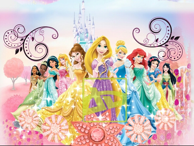 My Master Piece Of The Disney Princesses Lineup By