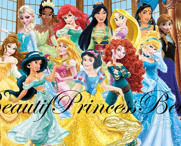 Disney Princesses - The Upcoming Royal Court by ...