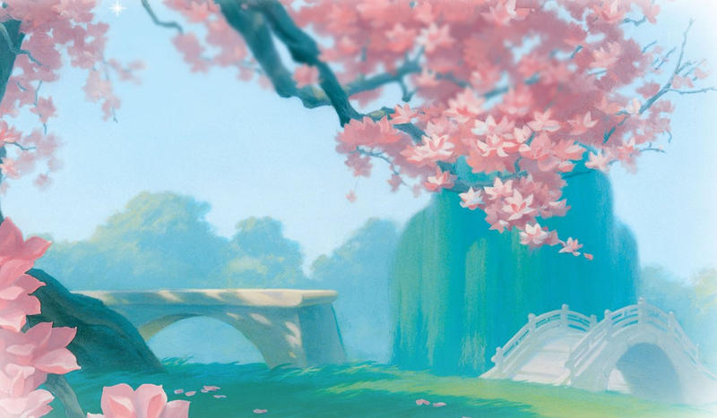 Mulan Background By Beautifprincessbelle On Deviantart