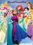 Disney Princesses - Enchanted Winter
