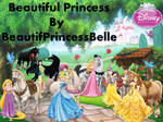 Disney Princesses - Enchanted Horses