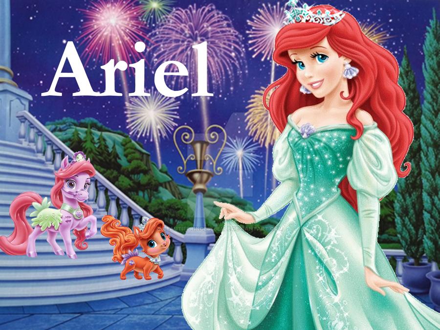 disney princess ariel by beautifprincessbelle on deviantart