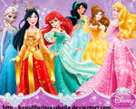Disney Princesses - Grace And Beauty